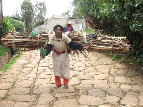 The fuelwood carriers of Addis Ababa | Tarannà Responsabilidad Social | Scoop.it