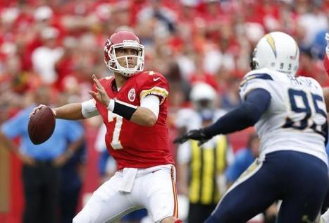 Matt Cassel Injury: Updates on Chiefs QB's Week 6 Status and Fantasy Value - Bleacher Report | Daily News Updates | Scoop.it