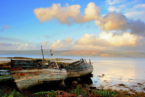 Isle of Mull, Salen Shipwrecks | DiverSync | Scoop.it