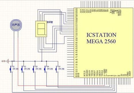 MCU Voice Broadcast System based on ICStation Mega compatible with Arduino | Arduino, Netduino, Rasperry Pi! | Scoop.it
