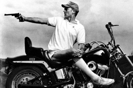 The Five Most Gonzo Stories About Hunter S. Thompson | Nerve.com | Texten fürs Web | Scoop.it