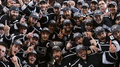 L.A. Kings crowned Stanley Cup champions | esportes | Scoop.it