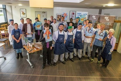 Students learn Fish is the Dish at Seafood Week event in Granton | Aquaculture Directory | Aquaculture Directory | Scoop.it