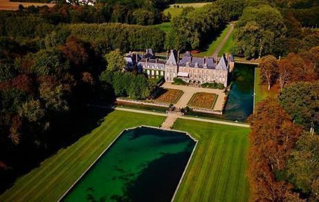 Le château de Courances a attiré près de 20 000 visiteurs cette année | Actualité des monuments historiques en France | Scoop.it