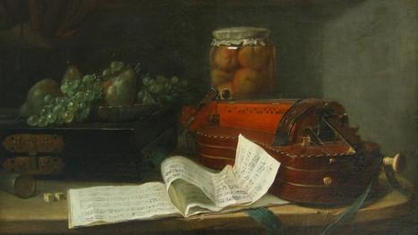 Vendanges au musée | World Wine Web | Scoop.it