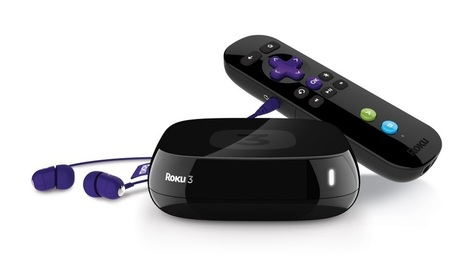 Roku Trumps Apple TV as Most-Used Streaming Media Player - PC Magazine | 21st Century Public Relations | Scoop.it