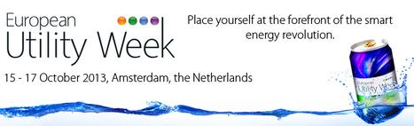 Meet SIGFOX at the European Utility Week in Amsterdam   SIGFOX   Scoop.it