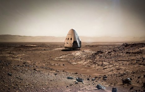 SpaceX estimated to spend $300 million on Red Dragon mission | SpaceNews.com | The NewSpace Daily | Scoop.it