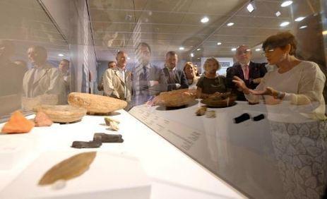 La colección del Museo de Altamira se exhibe en la Cueva Pintada (Gran Canaria)   Arqueología, Historia Antigua y Medieval - Archeology, Ancient and Medieval History byTerrae Antiqvae   Scoop.it