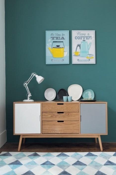 Buffet, vaisselier ou enfilade – Cocon de décoration: le blog | Décoration | Scoop.it