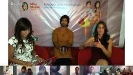 Google+ Hangout Chat with Shahid Kapoor & Ileana D'Cruz - Phata Poster Nikhla Hero   Bollywood Latest News   Scoop.it