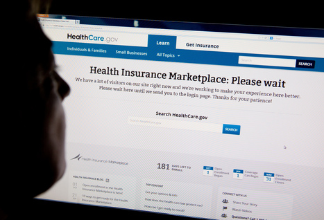 HHS: Verizon patches up Healthcare.gov outage | Site_outages | Scoop.it
