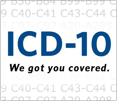Why dual coding is the best ICD-10 strategy you will hate | EHR and Health IT Consulting | Scoop.it