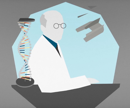Watch This Absolutely Beautiful Animated Explanation Of DNA | Bio teaching links | Scoop.it