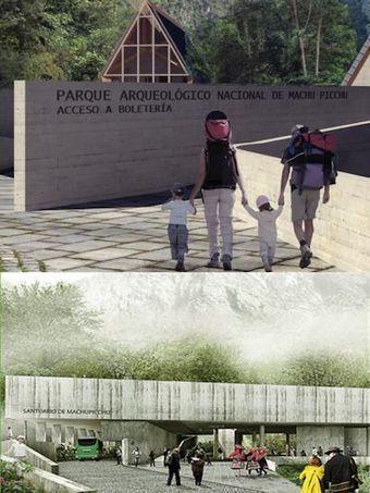 The Master Plan: Machu Picchu Reconceptualized | Peruvian Times | Kiosque du monde : Amériques | Scoop.it