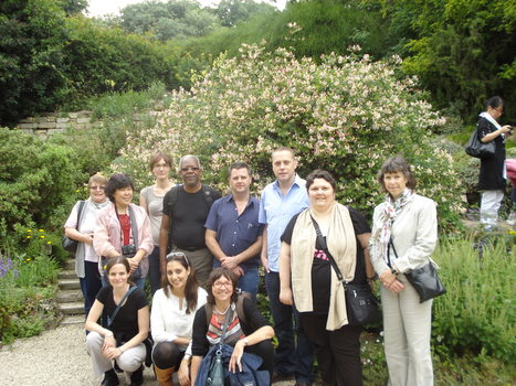 IPPC Technical Panel on Diagnostic Protocols at EPPO headquarters | Plant virology and phytoplasmology | Scoop.it