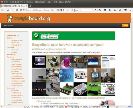 Getting Started with Beaglebone Green Wireless Development Board | Embedded Systems News | Scoop.it