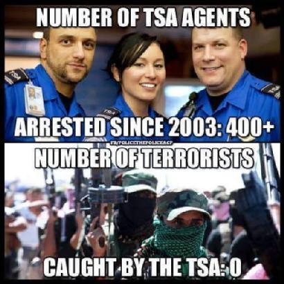TSA for what? | Criminal Justice in America | Scoop.it