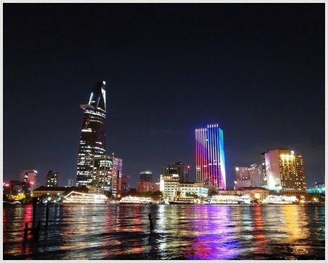 The Saigon River - Dreaming and Softness   Attractions in Ho Chi Minh city   Scoop.it