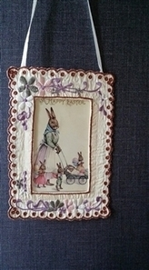 Katherine's Collection - Easter Bunny Frame | Home Gifts | Scoop.it