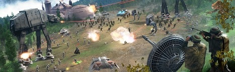 Galactic Warfare | Korben | Time to Learn | Scoop.it