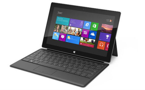 Microsoft Surface: Are You Ready to Buy? [POLL]   Transformations in Business & Tourism   Scoop.it