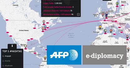 L'AFP lance «E-Diplomacy» | DocPresseESJ | Scoop.it