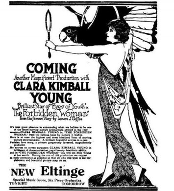 The Power Of The Female Voice In Silent Film | You Call It Obsession & Obscure; I Call It Research & Important | Scoop.it