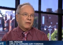 Judge to review whether foreman in Apple v. Samsung hid info | Nerd Vittles Daily Dump | Scoop.it