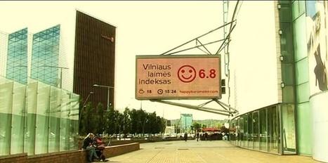 Suivre le niveau de bonheur de sa VILLE | SoonSoonSoon.com | Homo Numericus Bis | Scoop.it