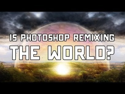 VIDEO: Is Photoshop Remixing the World? | VideoPro | Scoop.it