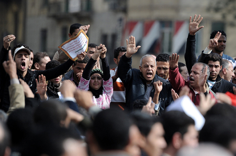 Elbaradei: No going back in Egypt | Coveting Freedom | Scoop.it