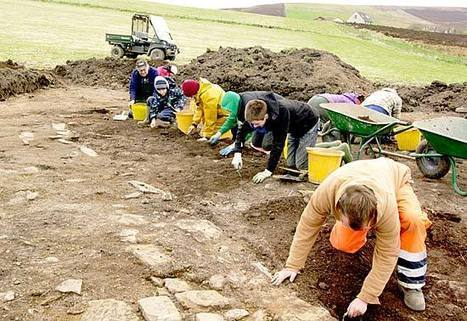 GB : Unearthing the early Neolithic in the shadow of Wideford Hill | World Neolithic | Scoop.it