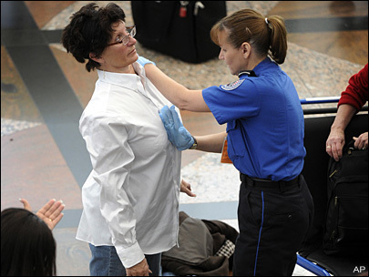 "Out of Control: TSA agent admits on camera to detaining woman because of her ""attitude"" (VIDEO) 