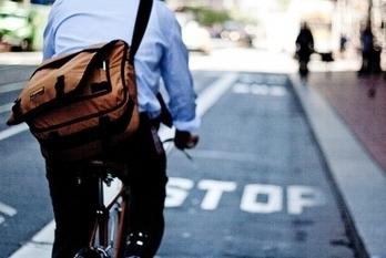 Francia paga por ir al trabajo en bicicleta   Transición   Scoop.it
