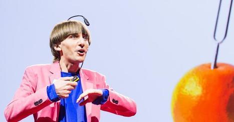 Neil Harbisson : J'écoute les couleurs | Coups de coeur - I Love it | Scoop.it
