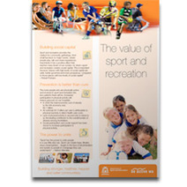 Department of Sport and Recreation | The value of sport and recreation | The importance of Health and Physical education | Scoop.it