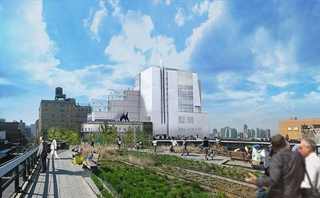The Whitney Museum's new Renzo Piano–designed location to open May 1, 2015 | Commercial Real Estate & Retail News | Scoop.it