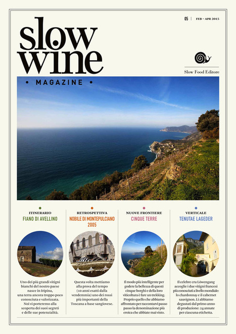 Vinitaly: Our 5 Worries  - Slow Wine | Grande Passione | Scoop.it