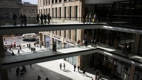 A Berlin, un centre commercial bientôt transformé en night-club? | allemagne musique | Scoop.it