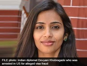 Devyani Khobragade case: India said USA Drop It...
