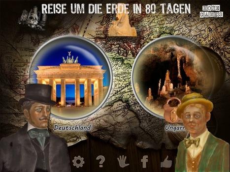 Reise um die Erde in 80 Tagen: Wimmelbild-Abenteuer um Phileas Fogg und Passepartout   Jules Verne Aktuelles   Scoop.it