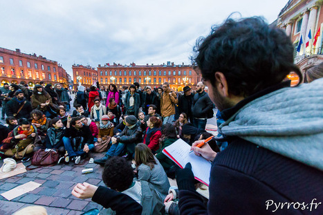Nuit debout contre la loi travail à Toulouse | Toulouse La Ville Rose | Scoop.it