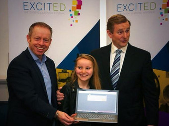 'Coding is learning to write for the future,' says Taoiseach (video) | Developing Apps | Scoop.it