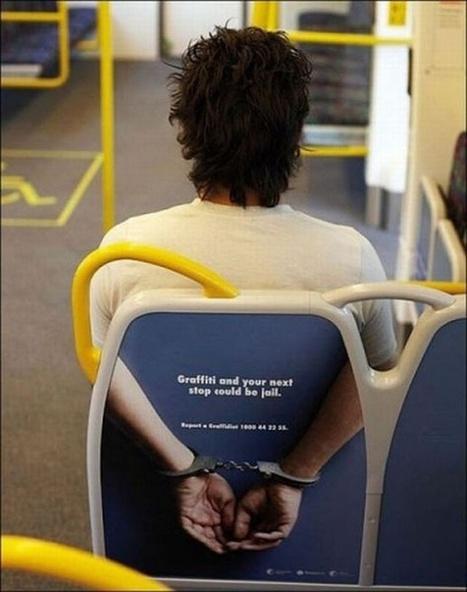 20 Super Creative Subway Ads | Trendy PR blog | Scoop.it