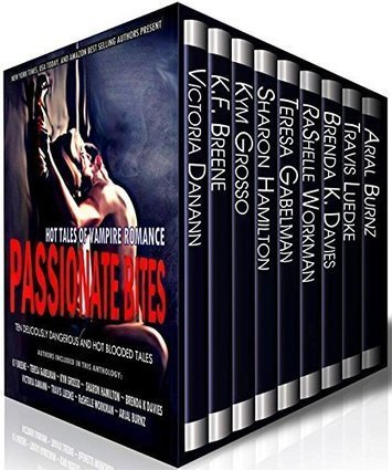 Come experience the bite. Passionate Bites: Hot Tales of #Vampire #Romance ... #paranormal | For Lovers of Paranormal Romance | Scoop.it