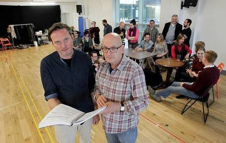 Theatre: Lost in translation: the new love of Roddy Doyle - Independent.ie | The Irish Literary Times | Scoop.it