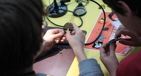 Les hackers se réunissent à Mix'Art | FabLab - DIY - 3D printing- Maker | Scoop.it