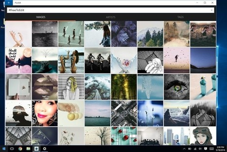 PicsArt for Windows 10 gets a big design revamp, all clipart packages are free until June 30   Tech Latest   Scoop.it