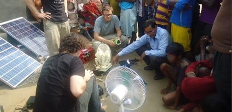 Des villageois indiens construisent leur propre réseau électrique intelligent | D'Dline 2020, vecteur du bâtiment durable | Scoop.it